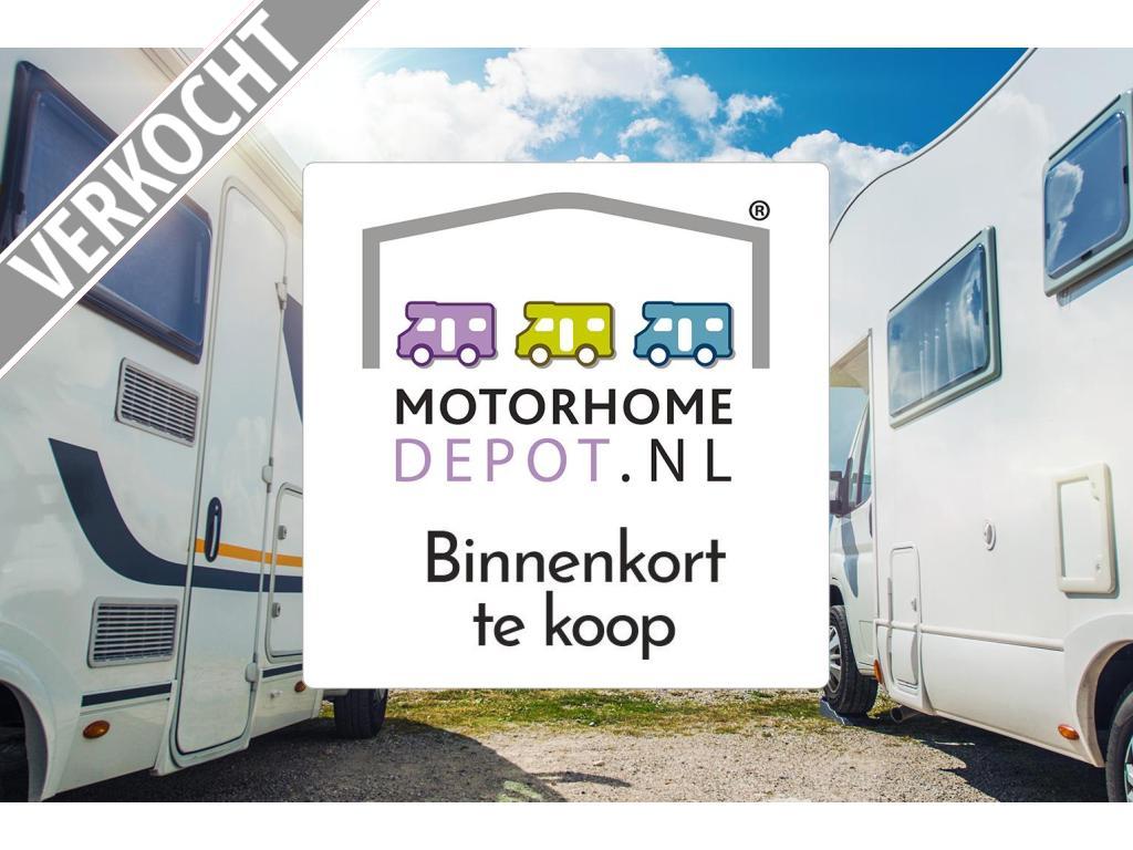 Hymer B644  NL camper