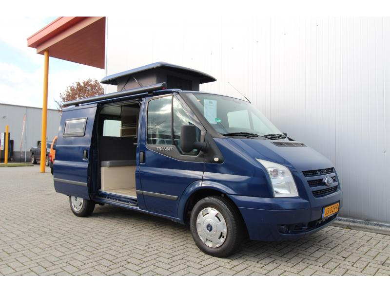 Ford Transit  Ford Buscamper met airco - 2007