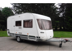 Chateau Cantara 400 TZF vast bed + zit en mover