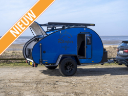 Hero Camper Ranger Columbus  / Blue edition