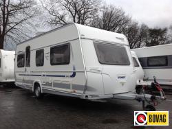 Fendt Platin 540 TG met caravanmover