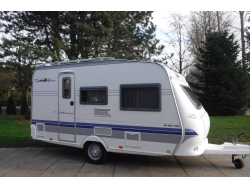 Hobby De luxe Easy 400 SB 2 x zit / of bedden