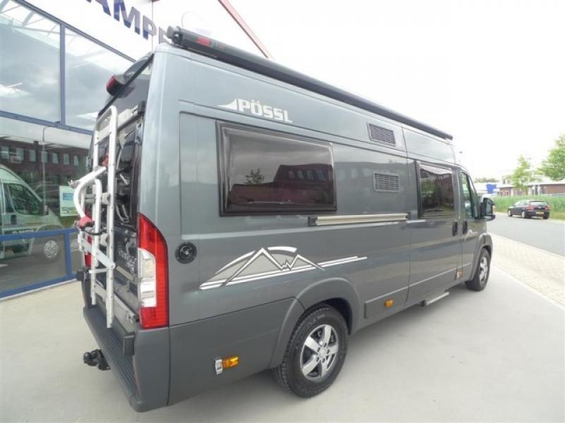 Pössl Roadcruiser Buscamper