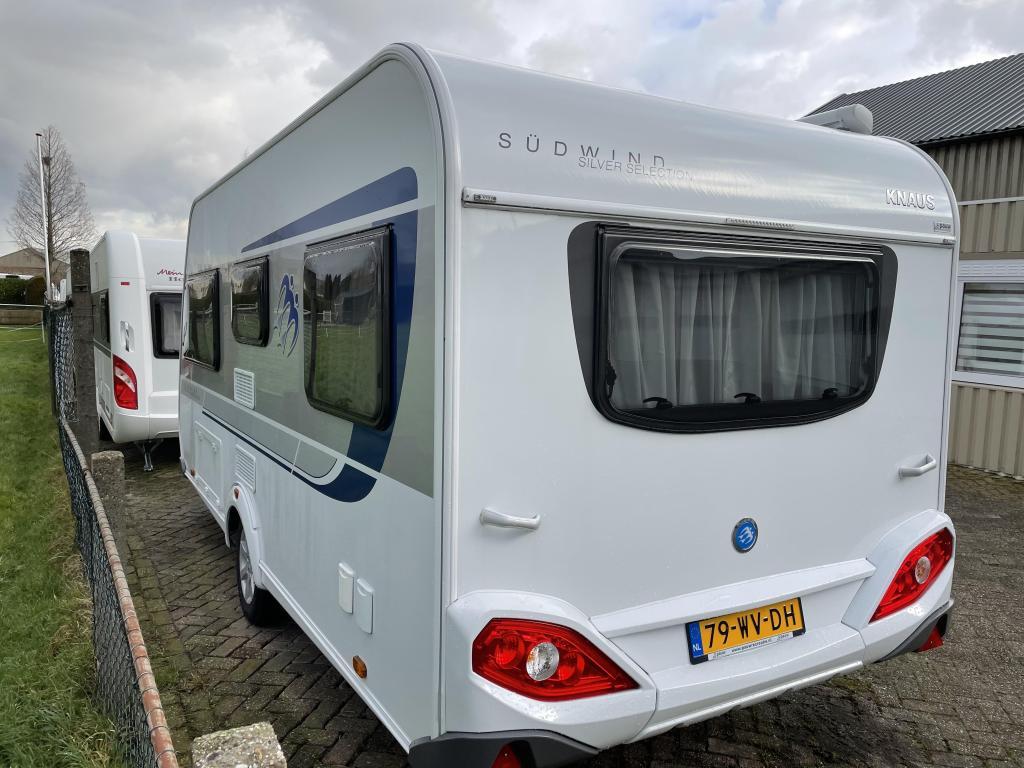Knaus Sudwind limited edition