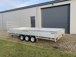 Hulco Medax-3 Plateauwagen 502x203cm