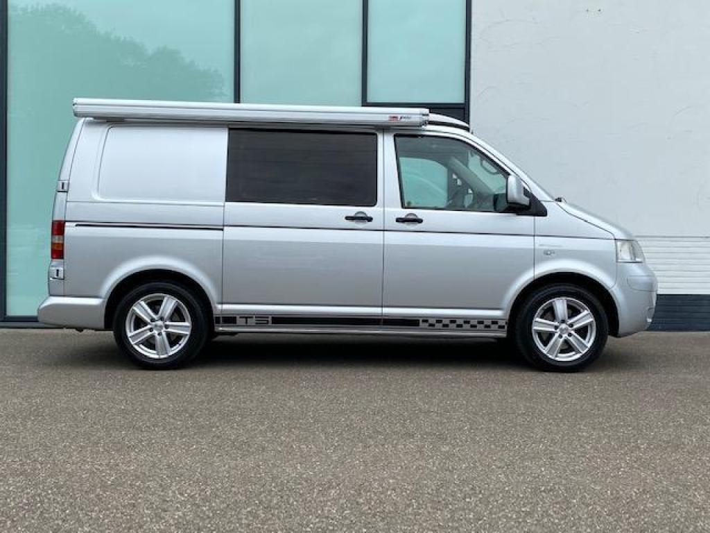 Volkswagen Aart camperinbouw