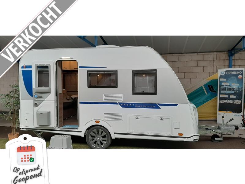 Knaus Sport Silver Selection 400 QD