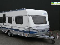 Fendt Saphir 540 TG Incl. mover en voortent!