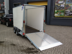 IFOR Williams Trailer BV 126G GROTE GESLOTEN IFOR WILLIAMS