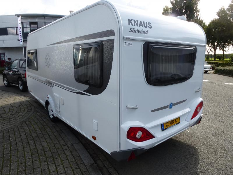 Knaus Limited edition