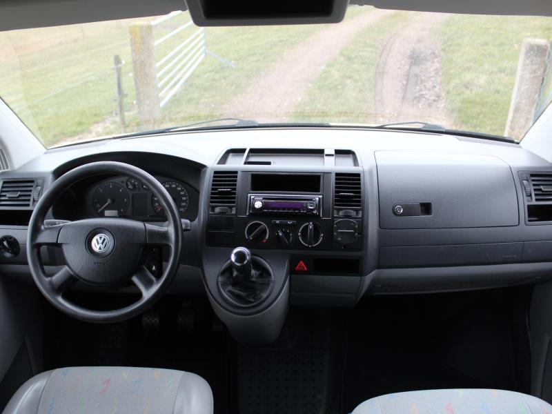 volkswagen transporter t5 25tdi 4x4nieuw interieur 2008