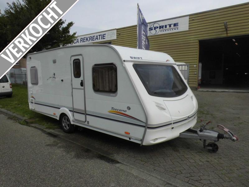 Swift Toscane 490 Nieuwstaat! Mover!
