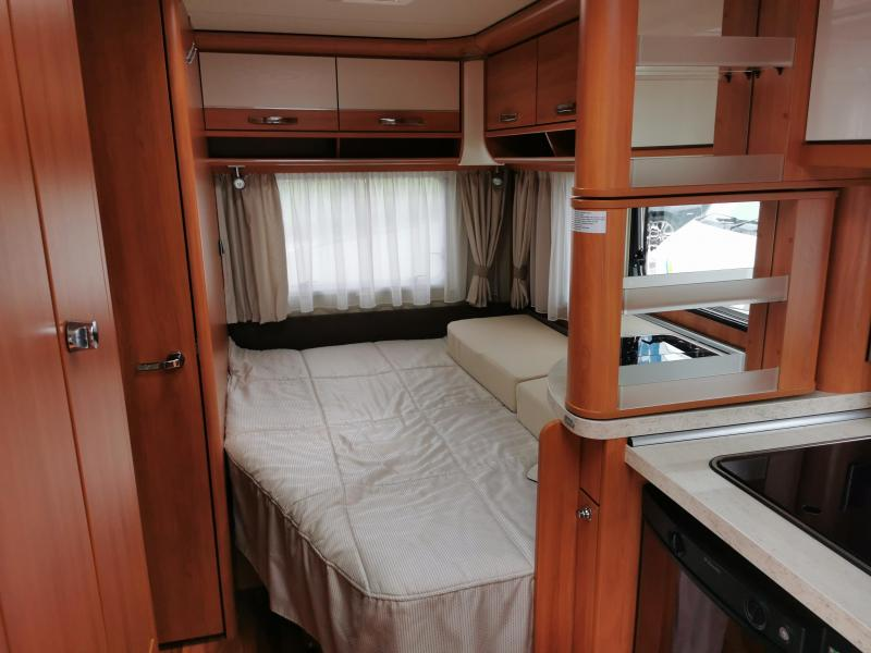 Eriba Nova luxus line
