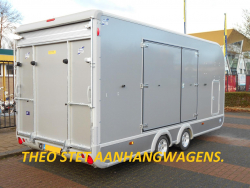 IFOR Williams Trailer Transporta