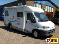 Weinsberg TI Compact en 4 persoons