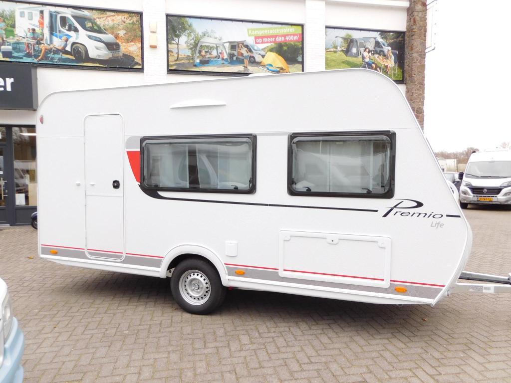 Bürstner Premio Life 425 TS , model 2021