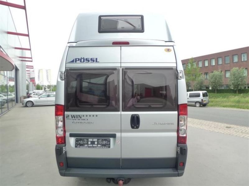 Pössl 2 Win-Vario Buscamper