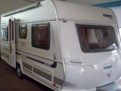 Fendt Saphir 490 TF met MOVER