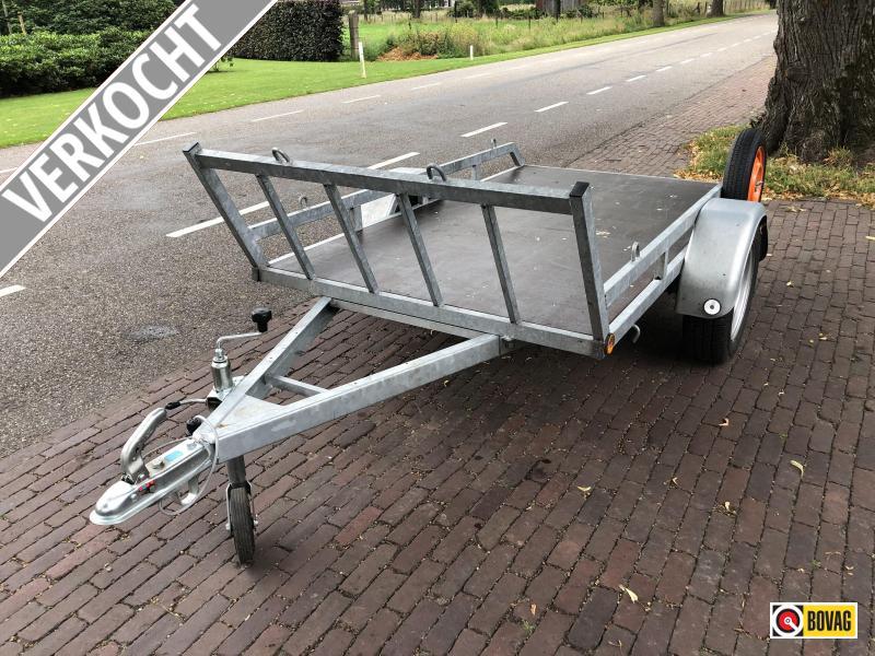Braamhaar Motor trailer