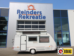 Rapido Club 39 T Voortent Luifel