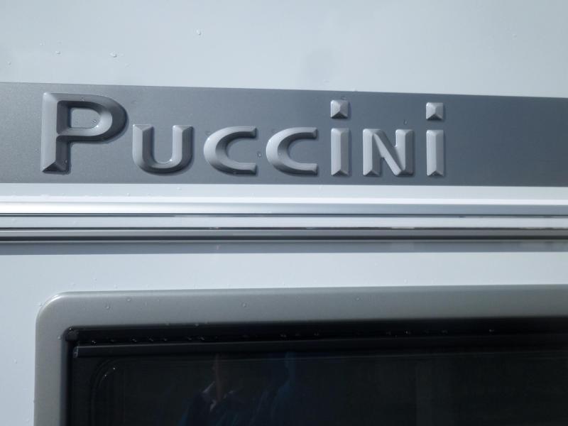 Tabbert Puccini 550 E 2,3 Enkele bedden