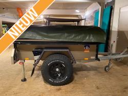3Dog Camping ScoutDog  OffRoader Khaki-dark