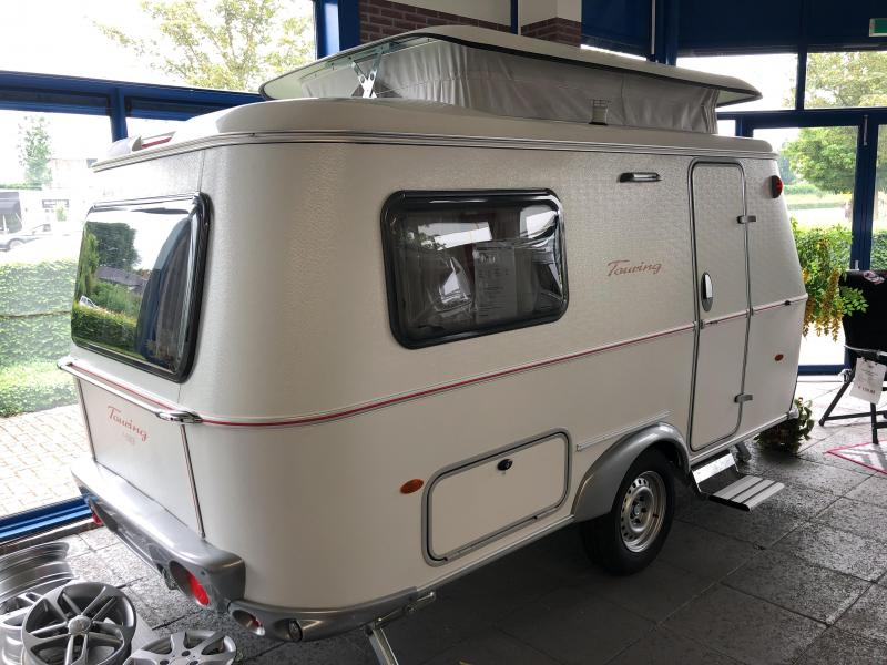 Eriba Touring Triton 418 DIREKT LEVERBAAR
