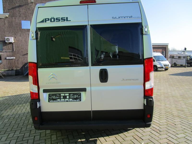 Pössl Summit 600  beschikbaar vanaf okt '21
