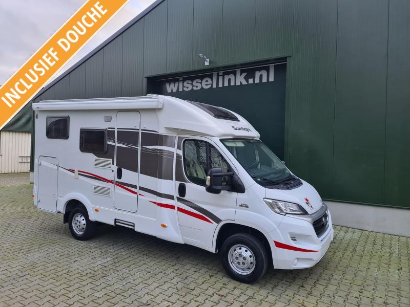 Sunlight T60  Compact, garage, airco