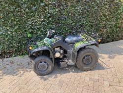 Geho quad 270 cc