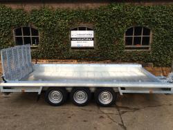 Hulco Terrax-3 3.5 ton\'s Drie asser.