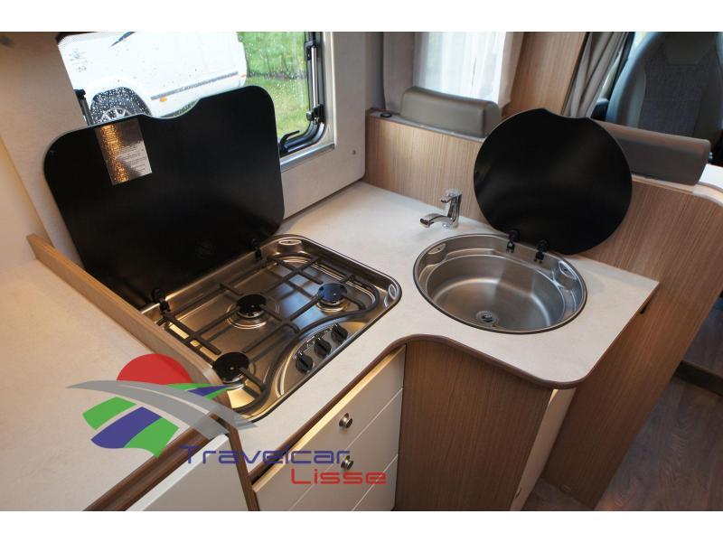 Carado T 338 Schotel/Fietsenrek/Tv