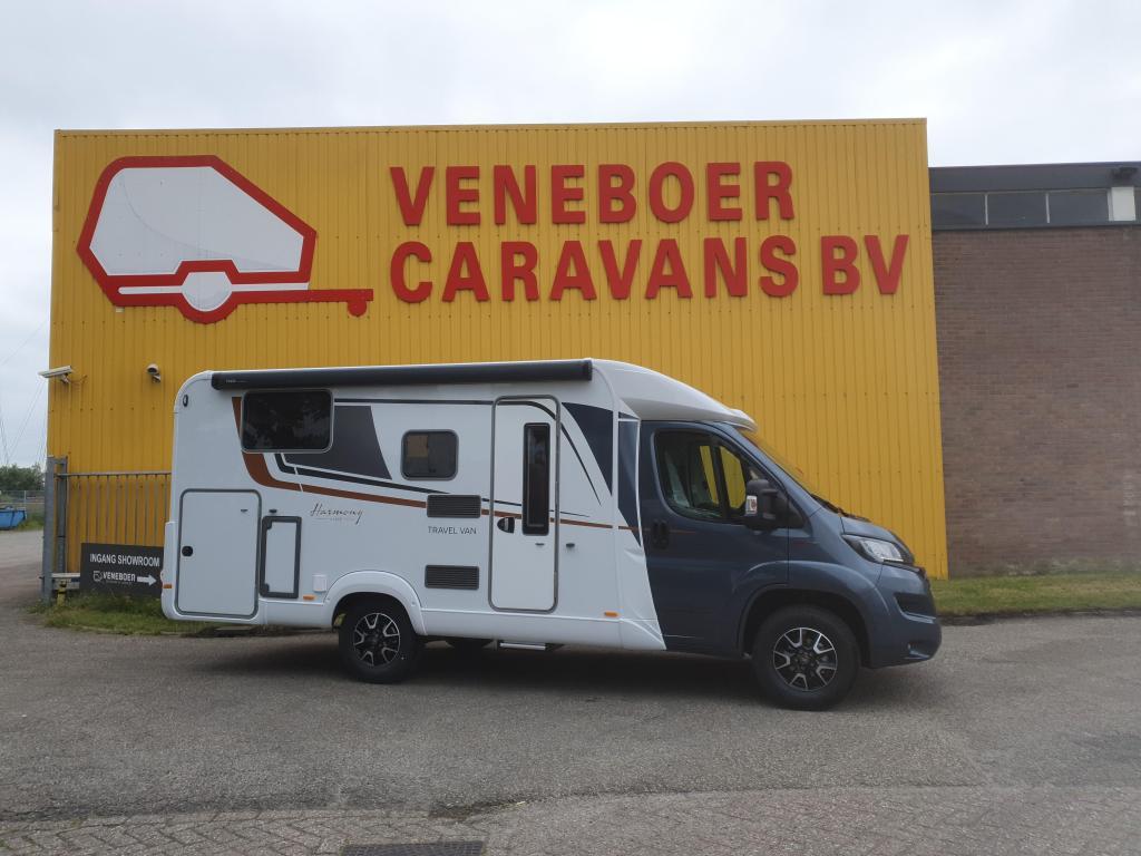Bürstner Travel Van 620 G Harmony Line