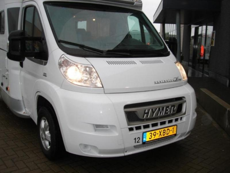 Hymer Tramp 654 Exclusive Line