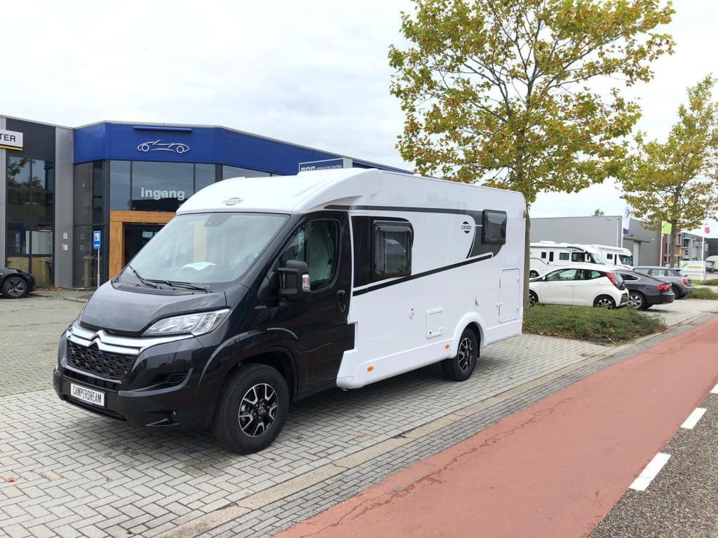 Carado V337  Europa Edition (voorraad)