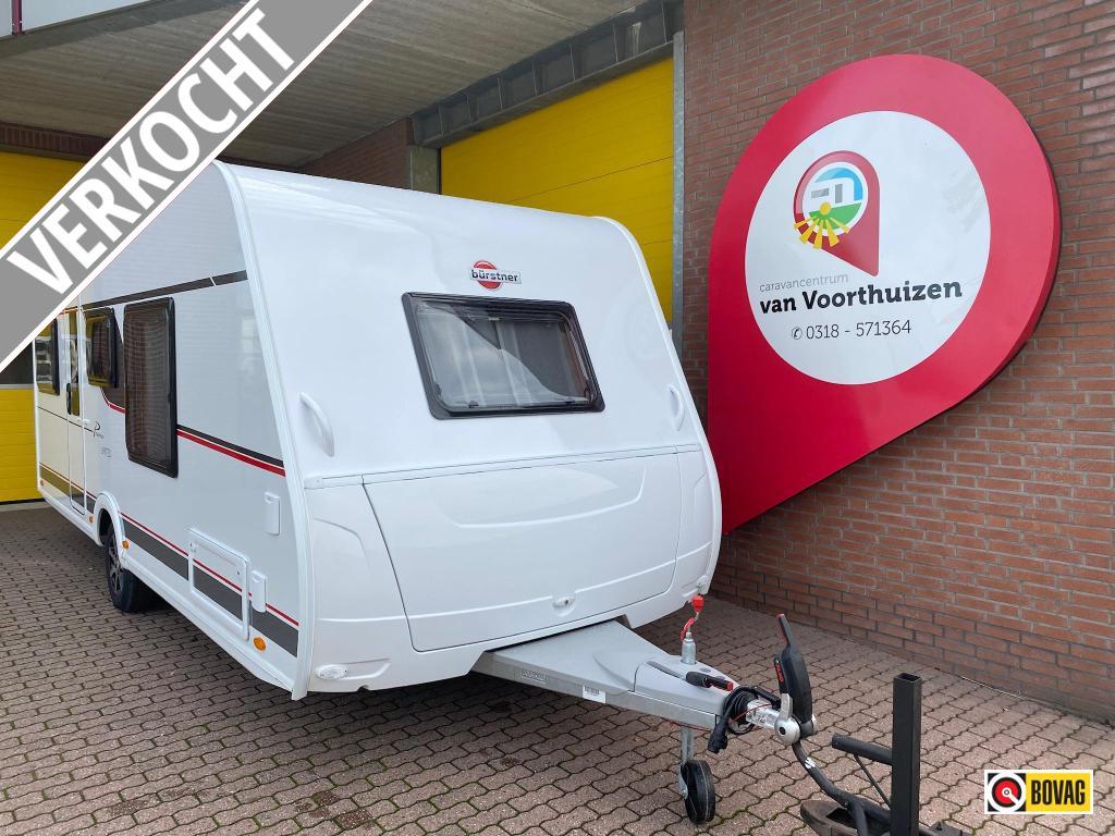 Bürstner Premio Limited 490 TS