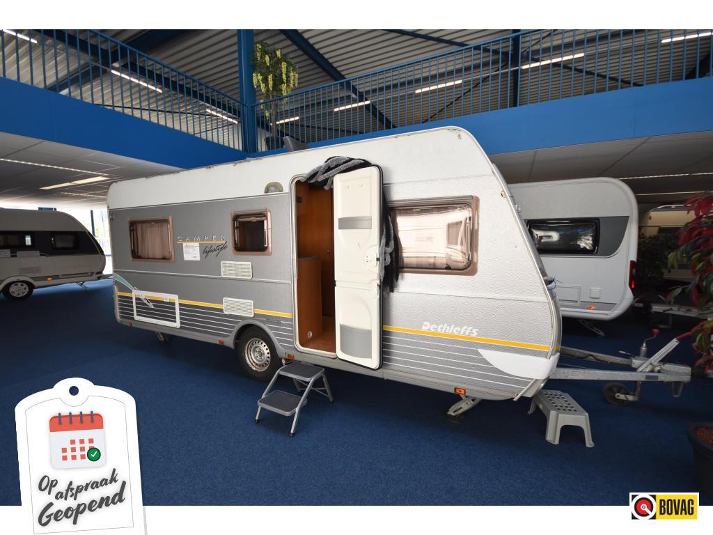 Dethleffs Camper 510 V MOVER, ENKELE BEDDEN