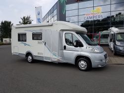 Chausson Welcome 72 queensbed