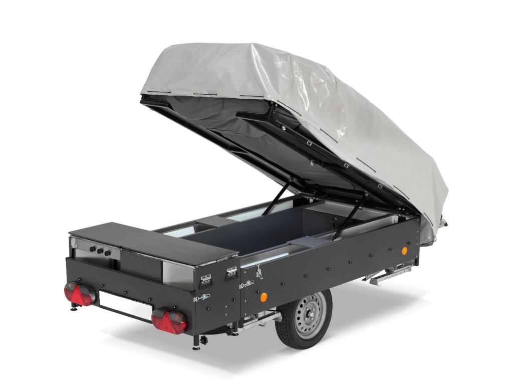 Europa Camper Suncruiser Deluxe  EASY PACK, RIJKLAAR, 2021