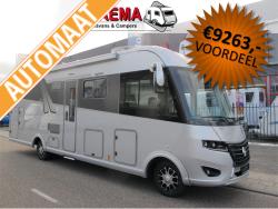 Frankia Platin 8400 GD Nieuw, €9263,- voordeel!