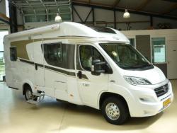 Hymer Carado 345 150PK AUTOMAAT Airco