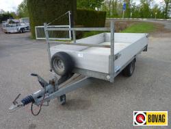 Hapert R Aluminium Plateauwagen