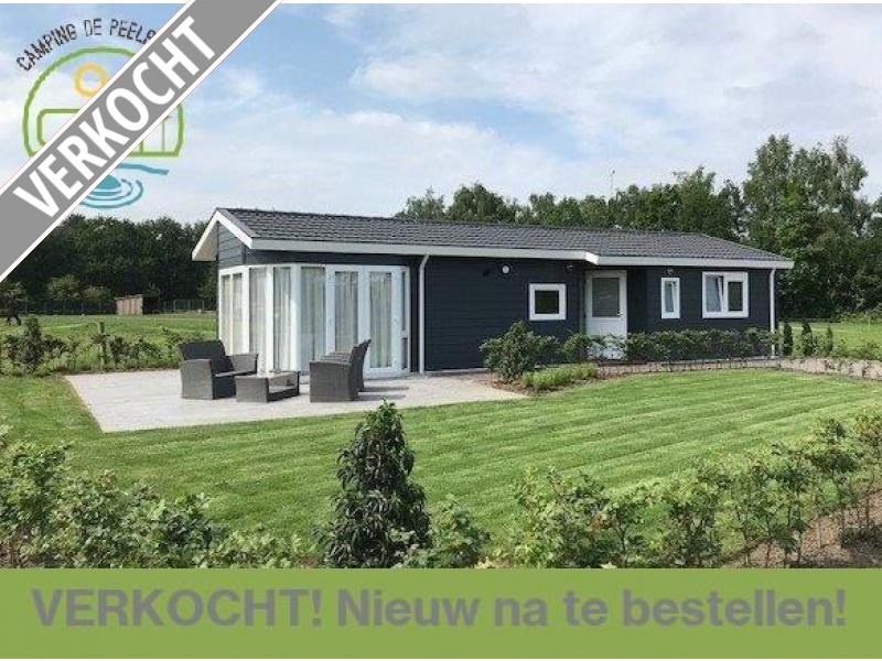 Chalet 4 pers. Airco NIEUW
