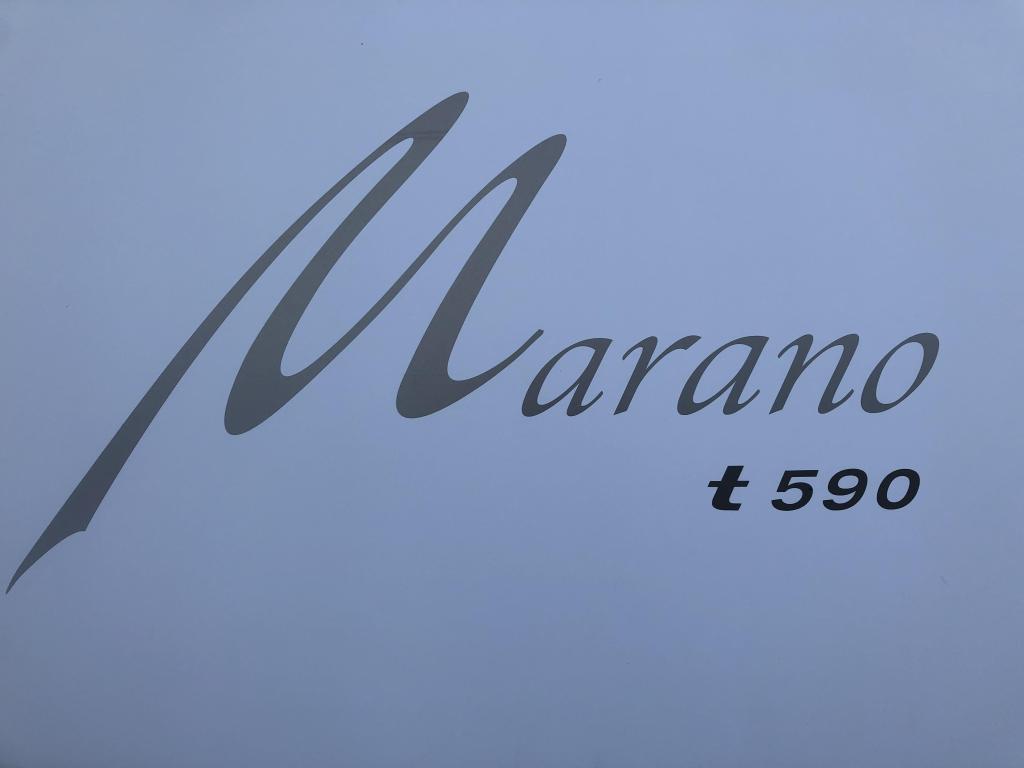 Bürstner Marano  T 590
