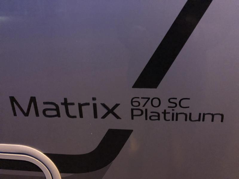 Adria Matrix platinum