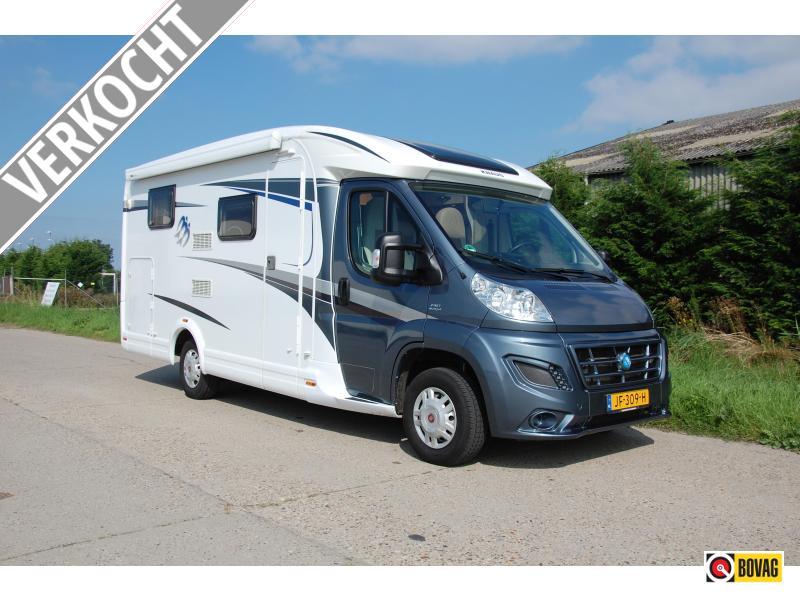 Knaus Van TI 600 Nette complete camper