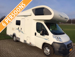 Chausson Flash 13 6 persoons