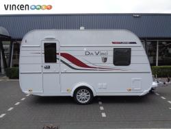 Tabbert Da Vinci 380 TD FINEST EDITION NIEUW 2020