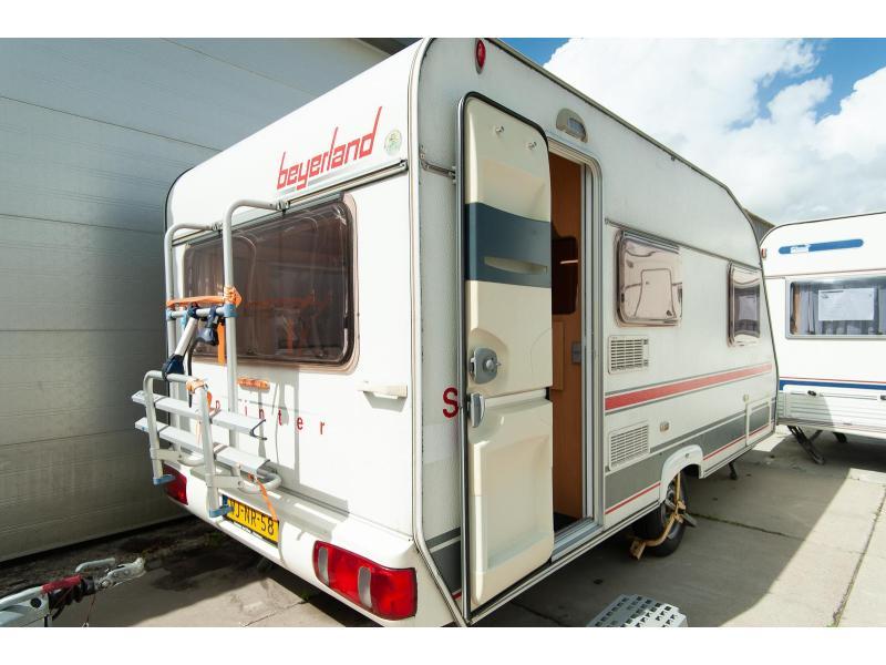 Beyerland Sprinter Lite 440 LB met voortent