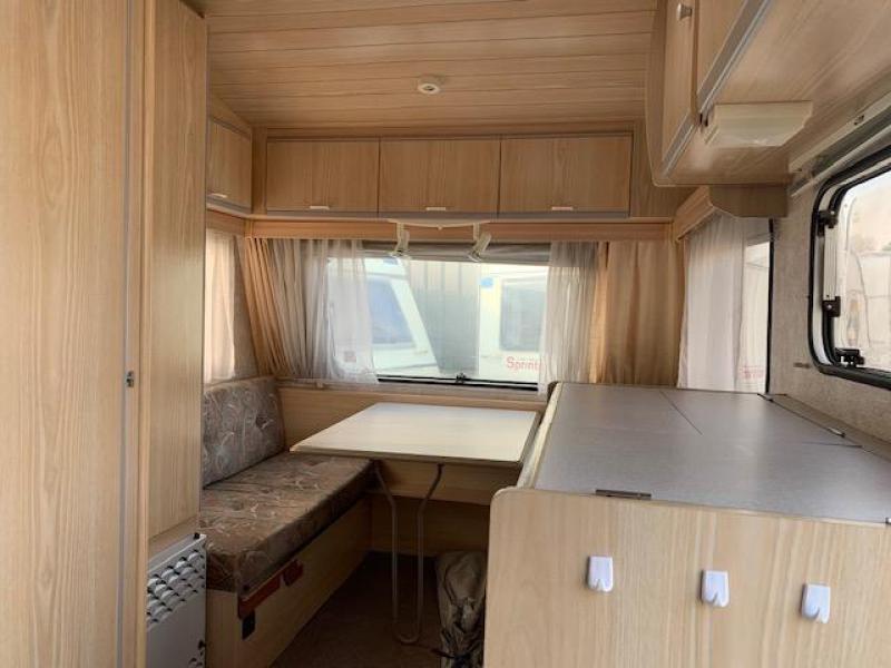 Caravelair Bamba 375 Met voortent en luifel
